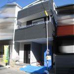 新築住宅 3080万円 3LDK 金楽寺町2丁目 JR尼崎駅徒歩17分